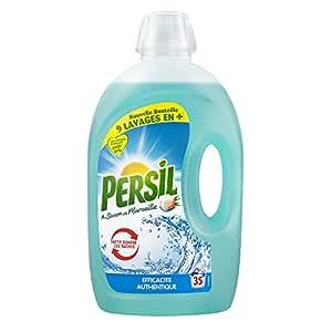 Persil lessive liquide efficacité authentique 2,63l 35 lavages - Lot de 2