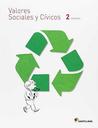 Valores sociales y civicos 2 primaria