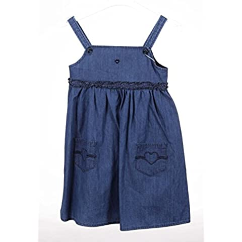vestito bimba Armani Junior girls dress cea17 nh 15 -- 6a - 6 years