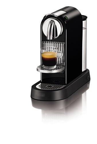 DeLonghi EN 165 B Nespresso Citiz 19 bar Flow Stop, black