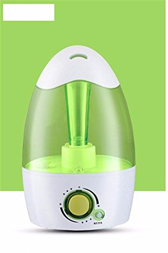 JRBB Humidificador Mini Home ultra - silencioso humidificador humificador dormitorio oficina,Verde