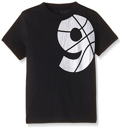 United Colors of Benetton Baby Boys' T-Shirt (16A3096C0069IK471Y_Black)