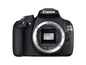 Canon EOS 1200D Appareil photo numérique Reflex 18 Mpix Boîtier nu