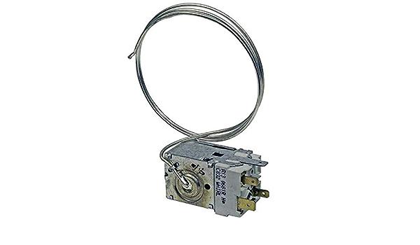 Thermostat A130681R f/ür K/ühlschrank Whirlpool Whirlpool