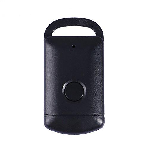 UKCOCO Mini Localizzatore GPS Smart Finder Bluetooth Senza Fili 4.0 Anti-Perso Per Borsa Portafoglio Chiavi Auto Smart Phone (Nero)