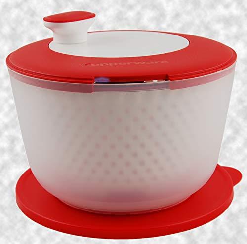 Tupper® Salat-Karussell 2 + gratis Schneidauflage! Salatschleuder D226