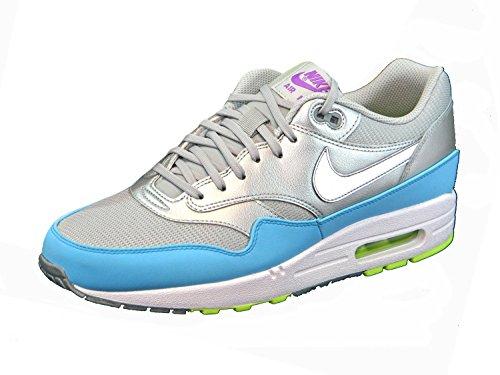 Nike Air Max 1 FB 579920 Silber 004 Sneaker Silber