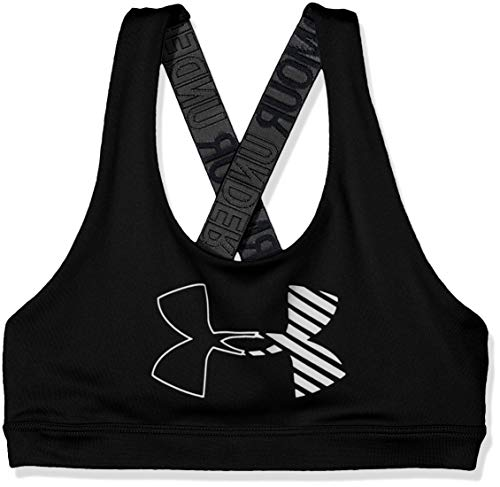 Under Armour Armour Heatgear Graphic Bra Sujetador