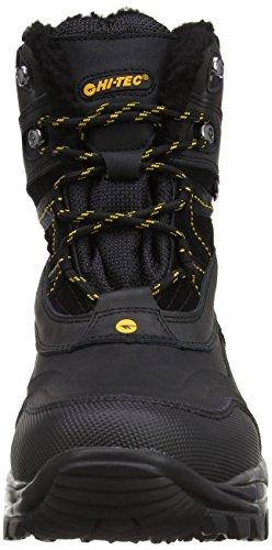 Hi-Tec  Snow Peak 200 Wp, Bottes de neige homme Noir - Noir/doré