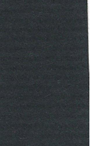 Clairefontaine 3,00x 0.70m Farbige Papier Rolle–Schwarz Roll-papier-schwarz