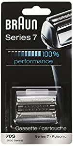 Braun Series 7 Pulsonic 70S (9000 Series) Cassette Replacement (Single Pack)