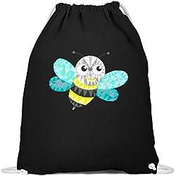 ChOrchester Pour Les Apiculteurs Fans A'apiculture - Gymsac en coton -37cm-46cm-noir