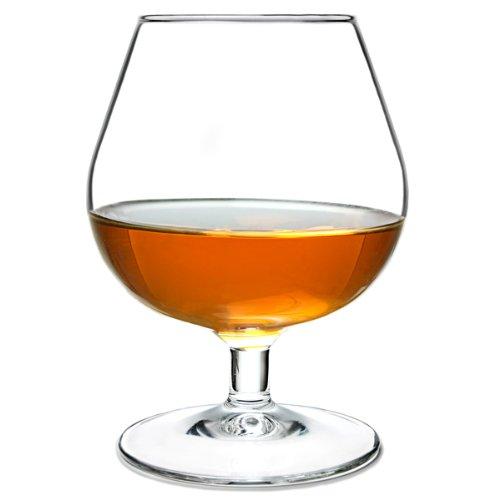 Arcoroc ARC 62661 Degustation Cognacschwenker Cognacglas, 250 ml, Glas, transparent, 6 Stück