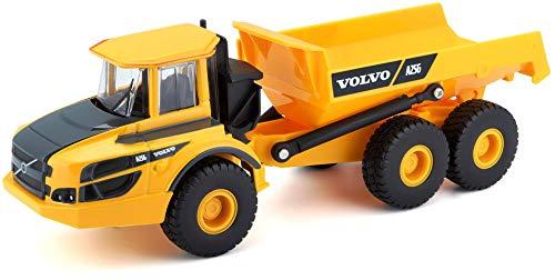 Bburago 1:50 Volvo A25G Dumper (Muldenkipper) gebraucht kaufen  Wird an jeden Ort in Deutschland