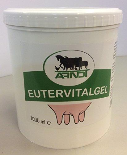 ARNDT Eutergel Kampfer 1.000 g (1 x 1.000 Gramm)