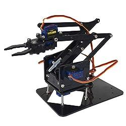 Diy control robot arm kit for arduino