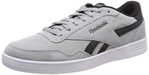 Reebok Royal Techque T, Scarpe da Tennis Uomo, Multicolore (True Grey/Blue Hills/Parched Earth 000), 43 EU