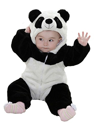üm 3-24m Long Sleeve Flanell ONE PIECE BABY Kleidung Baby Strampler ()