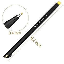 Set per calligrafia Comic DIP Pen set Drawing painting kit Tool due nero portapenne manici cinque pennini un pezzo di disegno gomme per principianti e professionisti