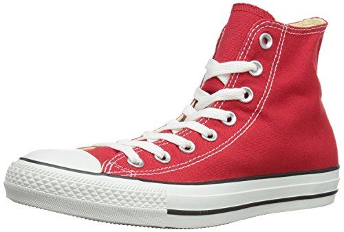 M9621 Converse Chuck (Converse Chucks Schuhe All Star M9621 Farbe: Red Gr. 44)