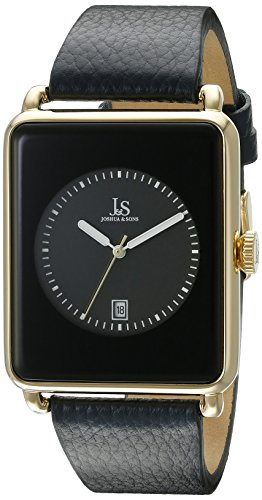 Joshua & Sons Reloj con Movimiento Cuarzo japonés JS95BU 37.5 mm