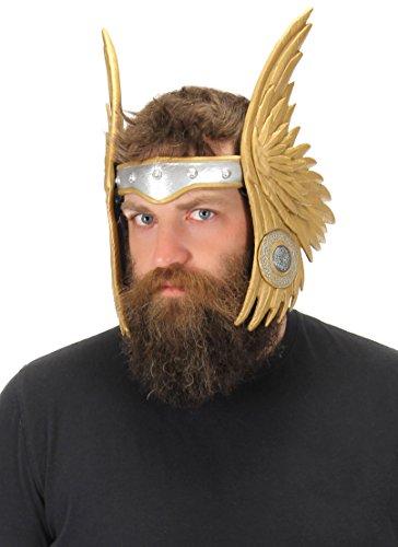 Kostüm Valkyrie - Elope Wikinger Valkyrie Kostüm Stirnband Gold