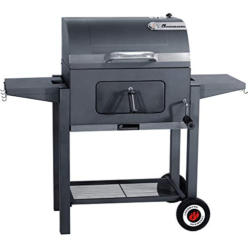 Landmann 11507 New Tennessee Broiler Charcoal Barbecue - Black