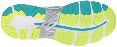 Asics Gel-Kayano 23 Maschenweite Laufschuh Cockatoo/Safety Yellow/Lapis