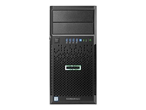 Hewlett Packard Enterprise ProLiant ML30Gen93.7GHz E3–1240V6460W Tower (4U)–Server (3,7GHz, E3–1240V6, 16GB, DDR4-SDRAM, 460W, Tower (4U))