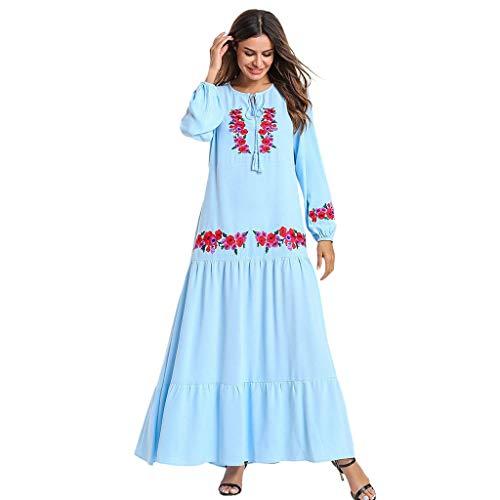 Hansee_muslim skirt Baby Jungen (0-24 Monate) Schlafanzughose One size Gr. 85, hellblau