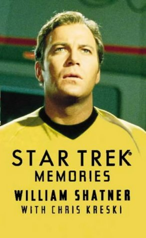 Star Trek Memories by William Shatner with Chris Kreski (1996-08-01) par William Shatner with Chris Kreski