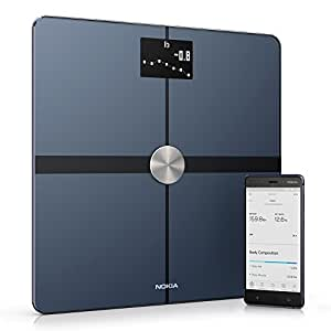 Withings / Nokia Body+ - WLAN-Körperwaage für Körperzusammensetzung