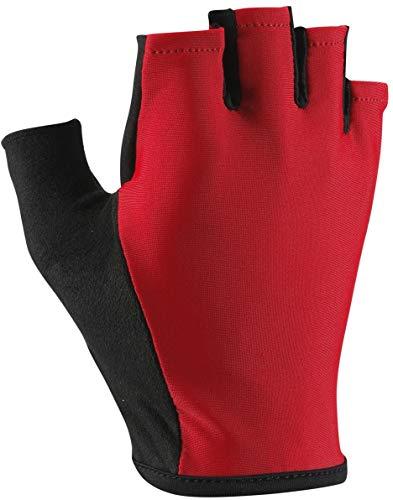 Scott Aspect Team Fahrrad Handschuhe kurz rot/schwarz 2017: Größe: L (10) Kurze Schwarze Nylon-handschuhe