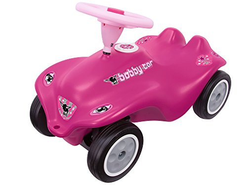 BIG Spielwarenfabrik Big 800056164 - New-Bobby-Car Rockstar Girl