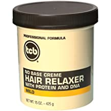 TCB 425 g Hair Relaxer suave fuerza profesional no Base Crema
