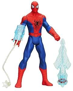 Spiderman Triple Attack Spiderman