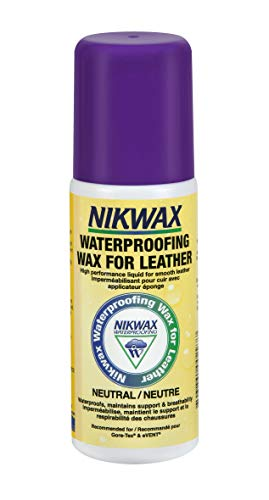 Nikwax Waterproofing Wax for Leather - Neutral 125ml Nikwax Waterproofing Wax