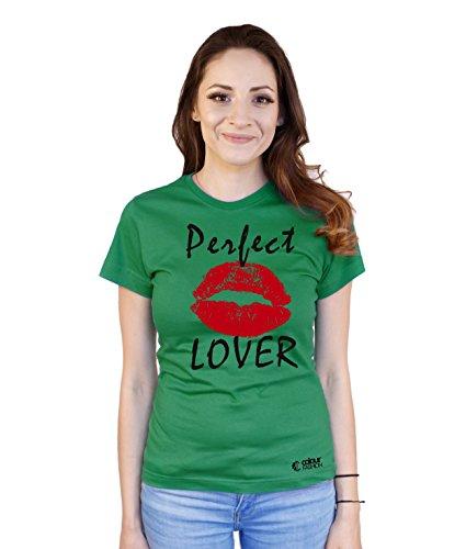 Colour Fashion shirt - Donna Green