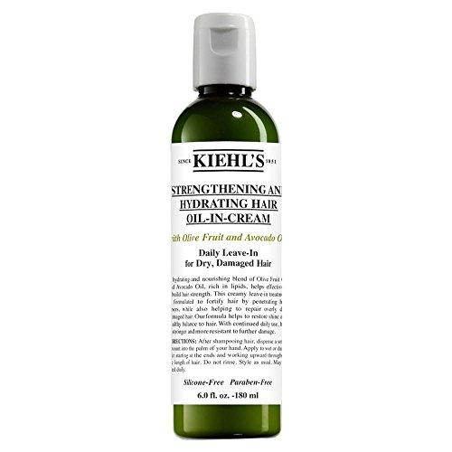Olive & Avocat de Kiehl congé en 180ml huile-dans-Crème