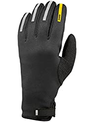 Mavic - Aksium Thermo Glove, color negro, talla L