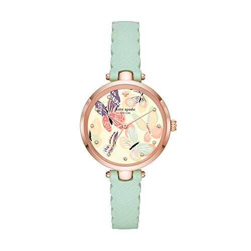 Kate Spade New York Holland Montre à Quartz Or Rose