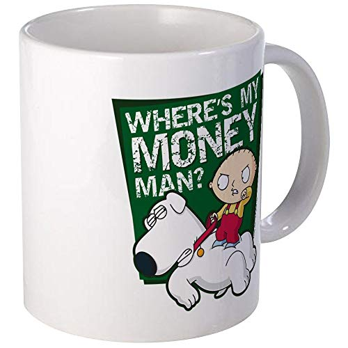 - Family Guy My Money Mug - Unique Coffee Mug, Coffee Cup, Tea Cup Family Guy Bier