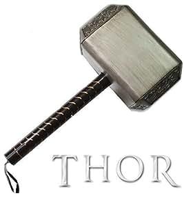 thor 39 s hammer mj lnir film marvel the avengers 1 1 ma stab. Black Bedroom Furniture Sets. Home Design Ideas