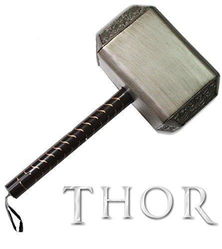 Thor's Hammer Mjölnir Film Marvel The Avengers 1:1 Skala by Anglo Arms