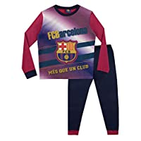 FC Barcelona Boys Football Club Pyjamas Multicoloured Age 7 to 8 Years