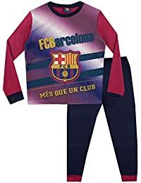 FCB FC Barcelona Pijama para Niños Football Club
