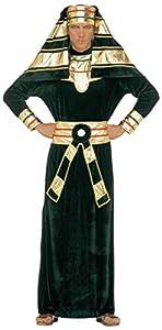 WIDMANN Widman - Disfraz de faraón egipcio antiguo adultos, talla S (32651)