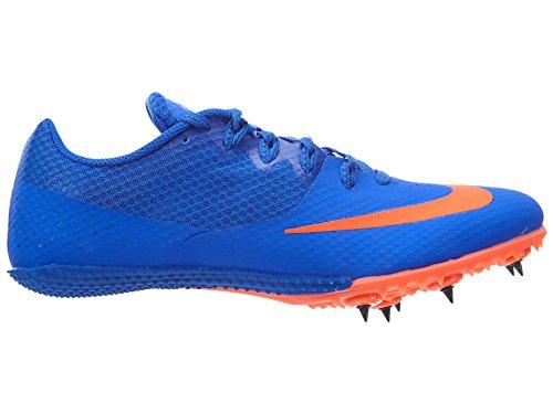 Nike Zoom Rival S 8, Scarpe da Corsa Uomo Azul (Azul (racer blue/total crimson-university blue))