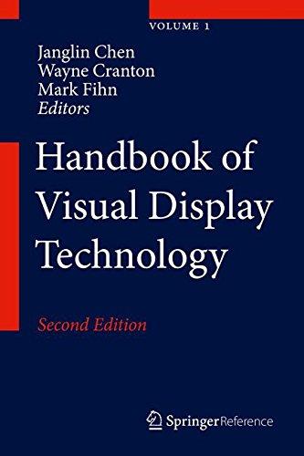 Standard-lcd (Handbook of Visual Display Technology (Satz von Band 1 bis Band 4 / Volume 1 to 4))