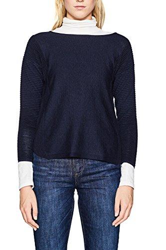 Pullover Casual Zipper Pullover Frauen Rollkragen Solide Frühling Herbst Weibliche Gestrickte Pullover Pullover Langarm Chic Weichen Jumper Top Modische Und Attraktive Pakete